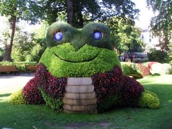 Botanical Garden in Nantes